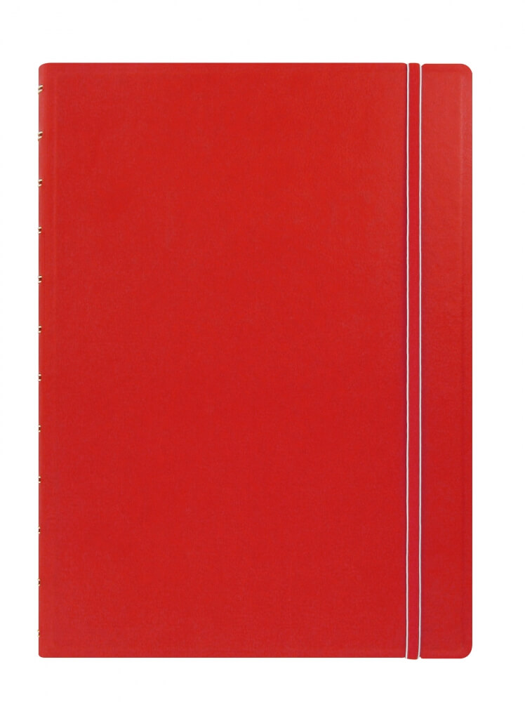 Filofax Classic Red A4 zápisník
