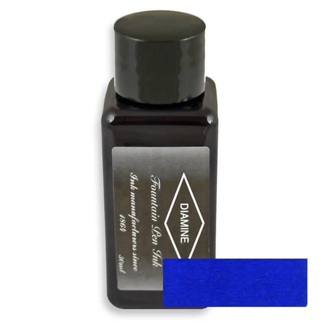 Diamine Royal Blue 30 ml, lahvičkový inkoust
