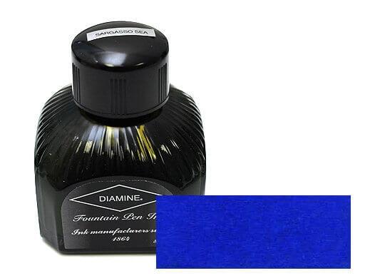 Diamine Royal Blue 80 ml, lahvičkový inkoust