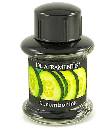 De Atramentis Cucumber inkoust