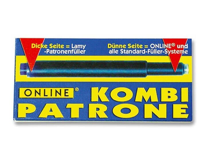 Inkoustové bombičky Online Kombi