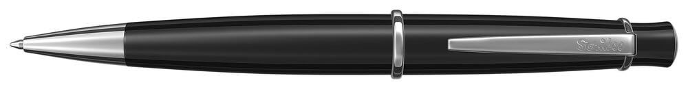 Scrikss Chic Black, kuličkové pero