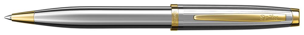 Scrikss Oscar Gold Chrome, kuličkové pero