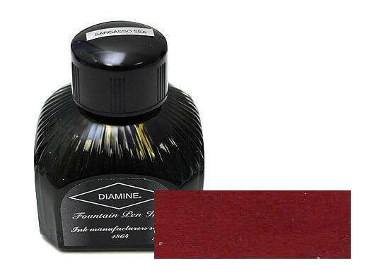 Diamine Monaco red 80 ml, lahvičkový inkoust
