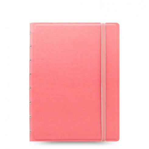 Filofax Pastel Rose A5 zápisník
