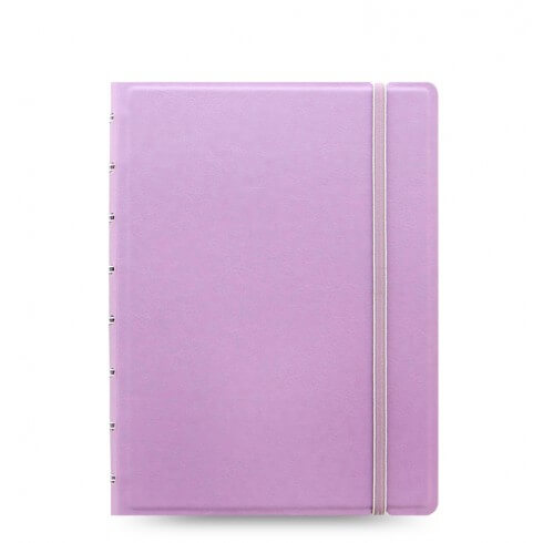 Filofax Pastel Orchid A5 zápisník