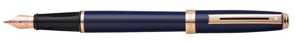 Sheaffer Prelude Cobalt blue/Rose gold, plnicí pero