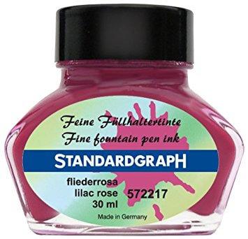 Standardgraph Lilac Rose inkoust šeříková