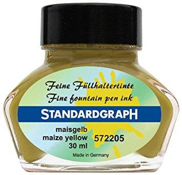 Standardgraph Maize Yellow inkoust kukuřicově žlutá