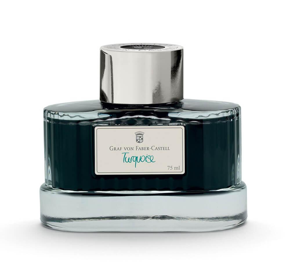 GvFC Turquoise, tyrkysový inkoust