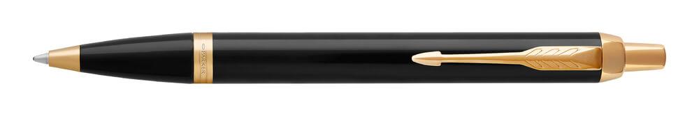Parker Royal I.M. Black GT, kuličkové pero