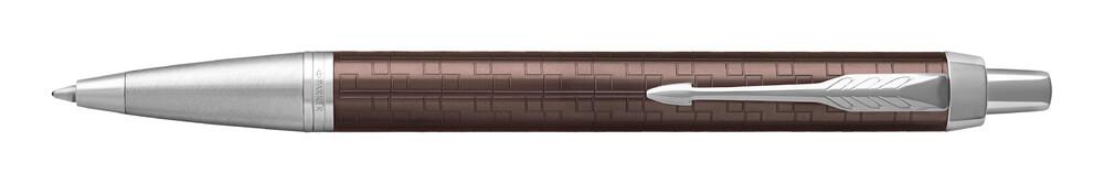 Parker Royal I.M. Premium Brown CT, kuličkové pero