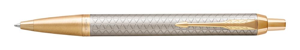 Parker Royal I.M. Premium Warm Grey GT, kuličkové pero
