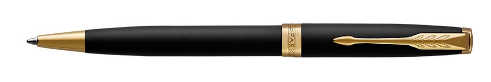 Parker Royal Sonnet Matte Black GT, kuličkové pero