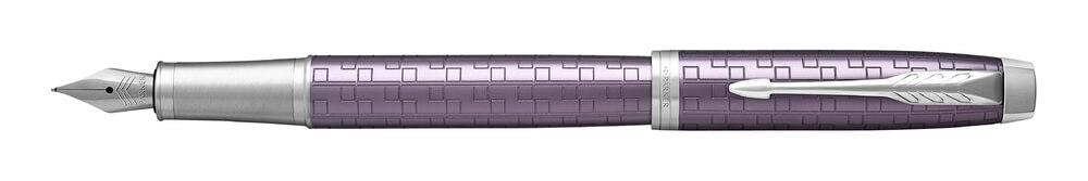 Parker Royal I.M. Premium Dark Violet CT, plnicí pero