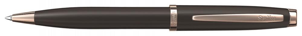 Scrikss Oscar Brown Pink Gold, kuličkové pero