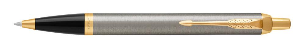 Parker Royal I.M. Brushed Metal GT, kuličkové pero