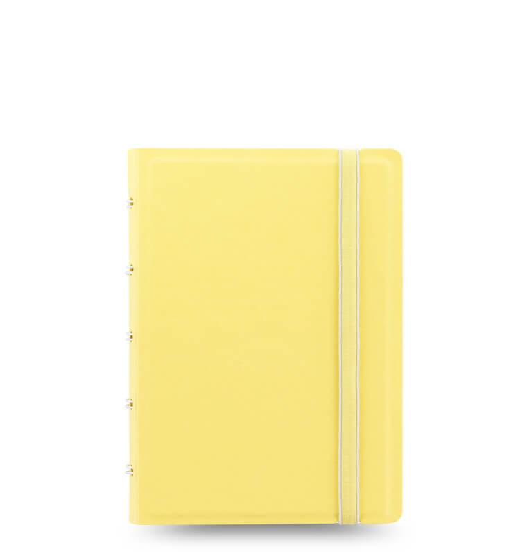Filofax Pastel Lemon A6 zápisník