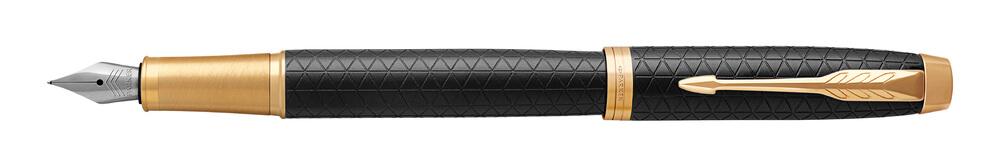 Parker Royal I.M. Premium Black GT, plnicí pero