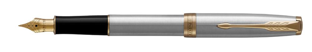 Parker Royal Sonnet Stainless Steel GT, plnicí pero