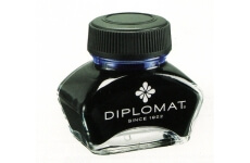 Diplomat Black, černý lahvičkový inkoust 30 ml