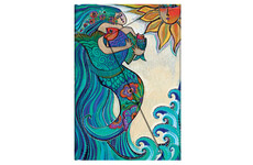 Paperblanks zápisník Ocean Song Midi