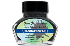 Standardgraph Anthracite inkoust antracitový 30ml