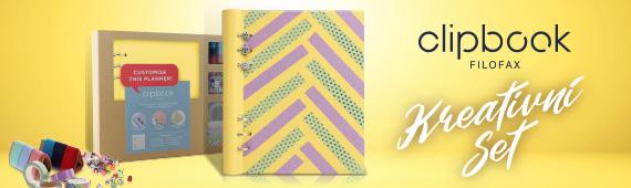 Luxusni-pera.cz - Filofax Clipbook kreativní set
